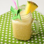 Sunday Smoothie: Banana – Pineapple