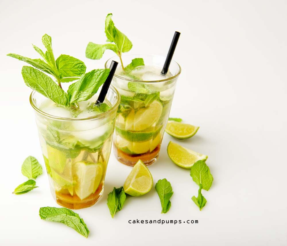 Mojito Cocktail for Cocktail Friday