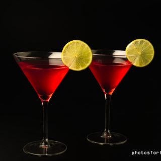 Cocktail Friday: a Cosmopolitan