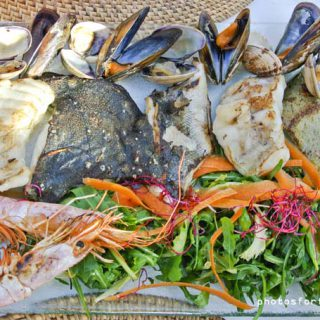 grilled-fish-mix-restaurant-elements