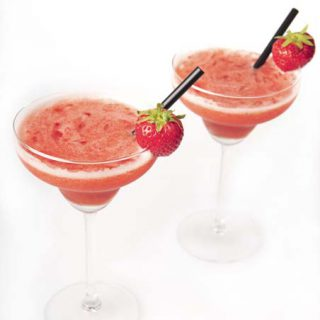 Cocktail Friday: a Strawberry Daiquiri